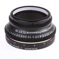 DIY Mount Cover for Canon EF Customized full frame Cine Lens CAN50 1 4 EF DSLR