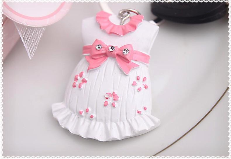 Baby Girl Dress, Boy Cloth Design Key Chain SG6003 (2)
