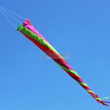 Free Shipping Hot Sell Windsocks Kite Child Cheap Kite Flying Toys Nylon Ripstop Kite Turned Tail Weifang Kite(China (Mainland))