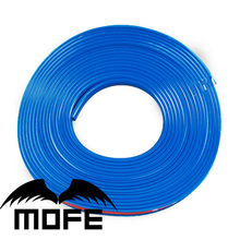 MOFE Universal Car Alloy Wheel Protector For 4 Wheel Rim Up to 22 inch Blue(China (Mainland))