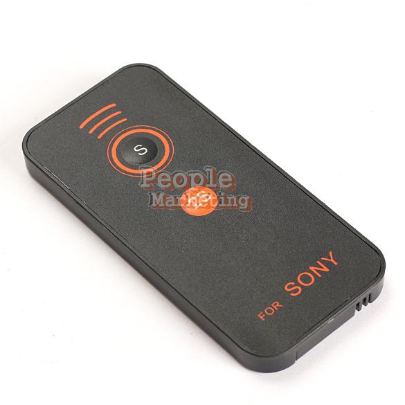 IR Infrared Remote Control For Sony Alpha A700 A900 A500 Professional P4PM(China (Mainland))