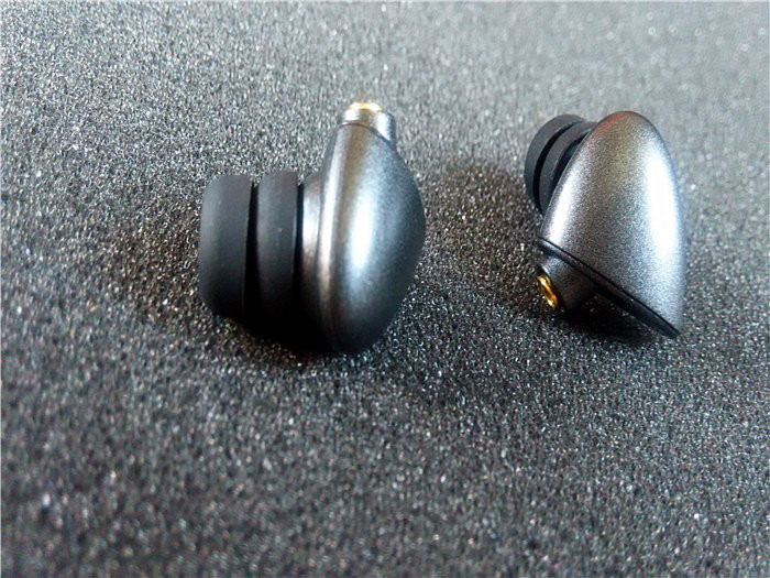 DIY earphone head without wire,used original 9.2mm speaker, High analytical,SE535,UE900