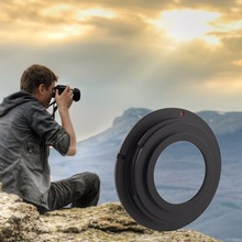 Buy M42 Mount Lens Aluminum manual focus manual exposure Nikon AI F Camera Mount Adapter Ring D7000 D3000 D80 for $7.34 in AliExpress store