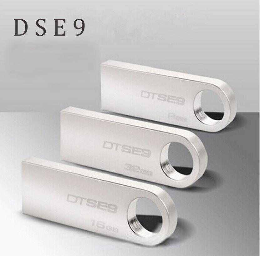 Wholesale retail MINI usb Flash Drive 32 gb flash drive metal pen drive flash disk flash memory memory stick free shipping(China (Mainland))