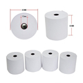 Hight quality 80mm 80mm 50 rolls box Thermal receipt paper with 13mm small core use for