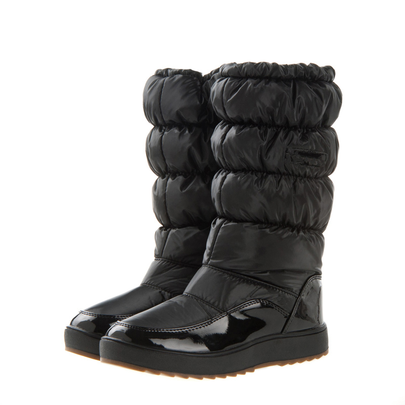 Global Hot Sale 10,000 Pairs Winter Snow Boots New 2015 Brand Waterproof Shoes Woman,Platform Boots Plush Big Plus Size 41(China (Mainland))
