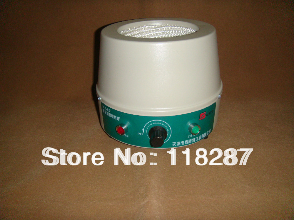 500mL Electronic Temperature Regulation Heating Mantle(China (Mainland))