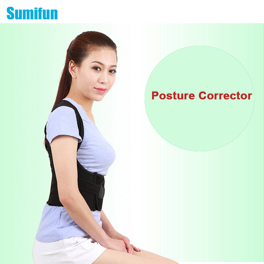 1 Pcs Humpbacked Prevent Back Brace Posture Correction Therapy Shoulder Posture Corrector Braces Support Posture Corrector C776(China (Mainland))