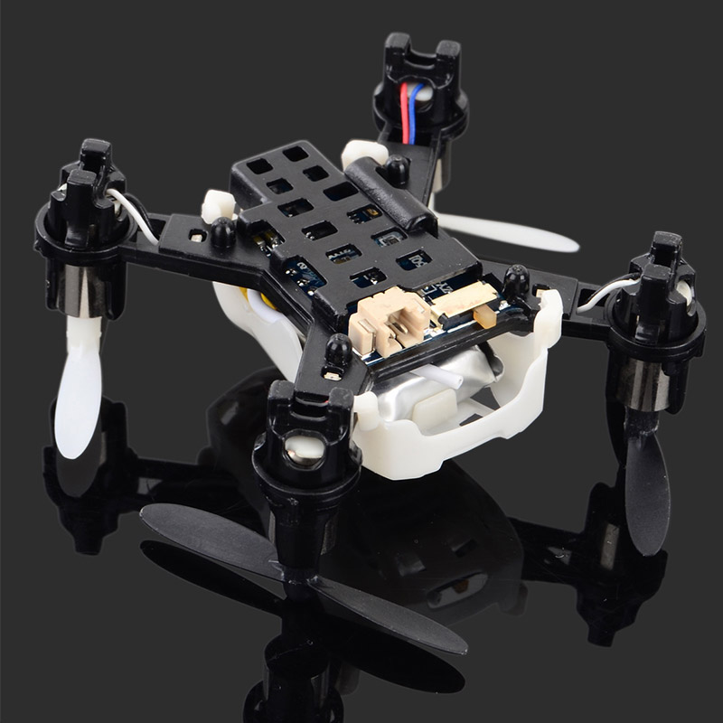 Hot Sale Promotion 2016 Outdoor Radio Control toys, LH-H1 Mini 4-CH 2.4GHz Radio Control R/C Quadcopter w/ Gyro White(China (Mainland))