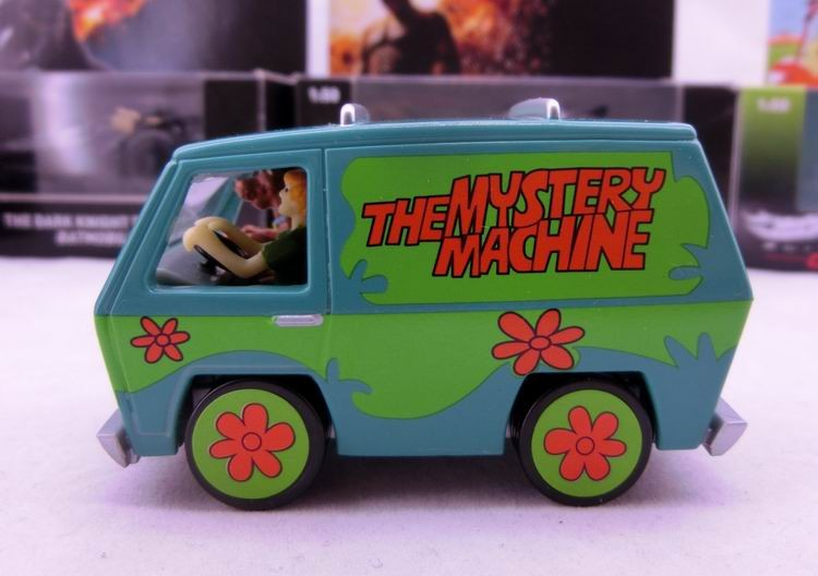 Hotwheels Elite 1:50 Die-casts Mannequin Moive Automotive – Scooby-Doo! The thriller machine