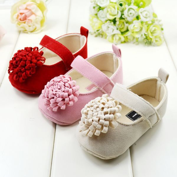 New summer Proof Newborn Baby Shoes Sapato Infantil Fowers Baby Girls Shoes For 0-1 Y(China (Mainland))