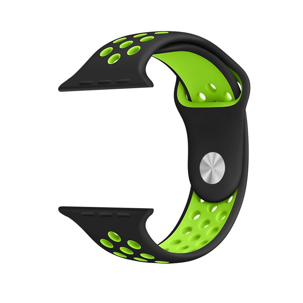 Brand sport silicone band strap for apple watch nike 42mm for Especificaciones iwatch