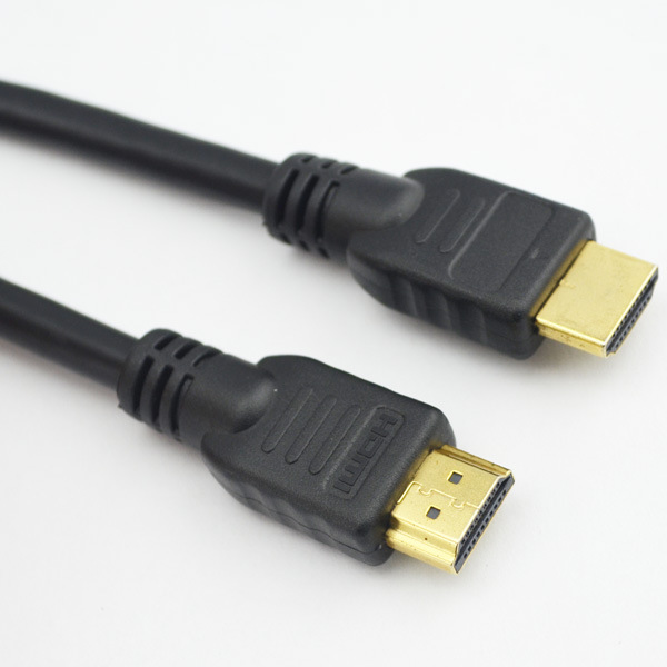 Wholesale Gold Plated Male-Male 1.5 Meters HDMI Cable Audio And Video Wire Multimedia Line For DVD Xbox Computer HDTV(China (Mainland))