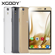 XGODY X600 QHD 5 Inch Android 5.1 Quad Core Mobile phone GSM 3G WCDMA GPS Dual SIM 4G ROM 5MP Celular Smart Phone Free Gift(China (Mainland))