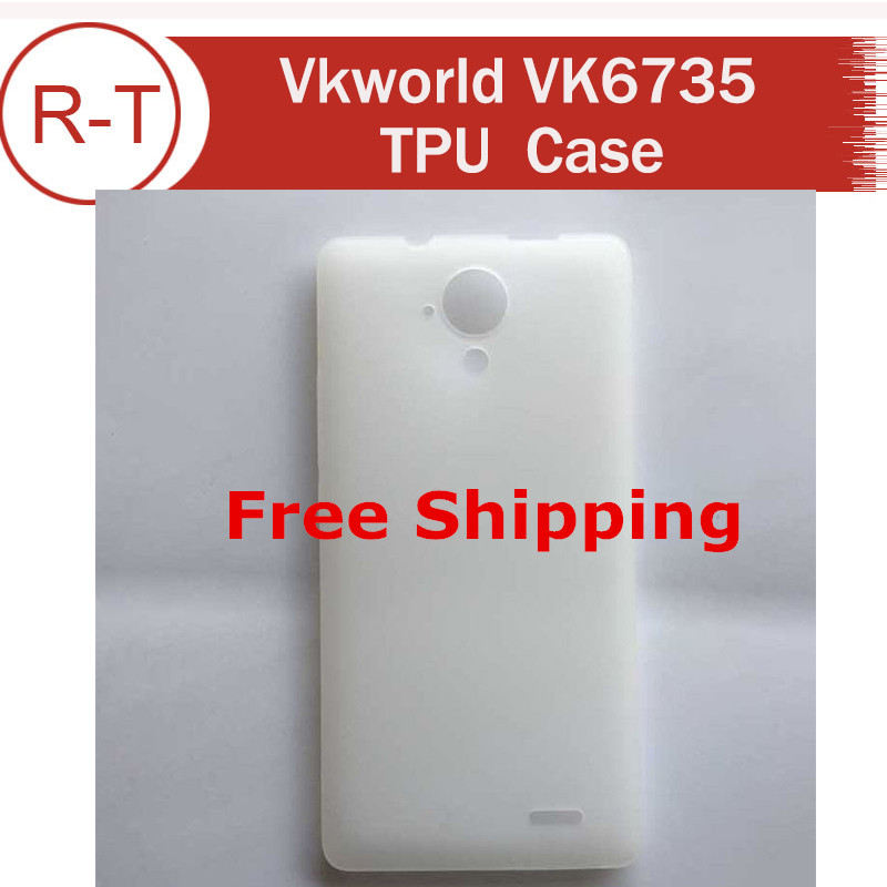 Vkworld VK6735 Case TPU Protector Phone Case Protective Cover Comfortable Soft Back Cover Case For Vkworld VK6735