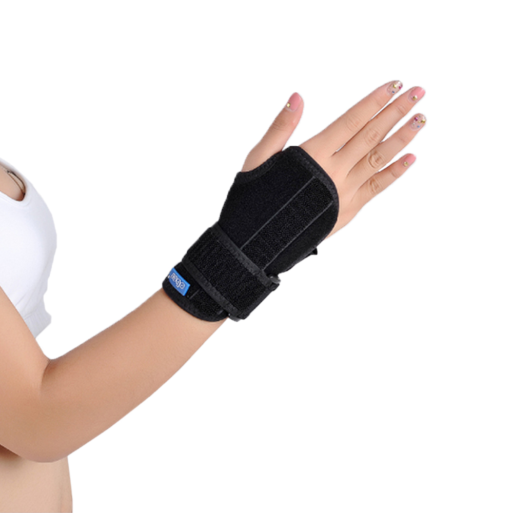 how to wrap a wrist for support