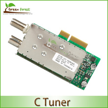 by china post free shipping DVB-C Tuner for 800HD 800 HD 800HD-C 800-C cable receiver