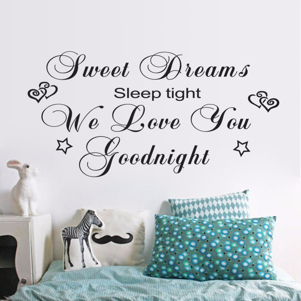 ... wall quotes muurstickers slaapkamer wall stickers quotes Quotes