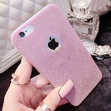 Buy Diamond Glitter Soft silicone Coque iPhone 5 5S SE 6 6S 7 Plus Samsung Galaxy S5 S6 S7 Edge J5 Grand Prime Case for $1.09 in AliExpress store