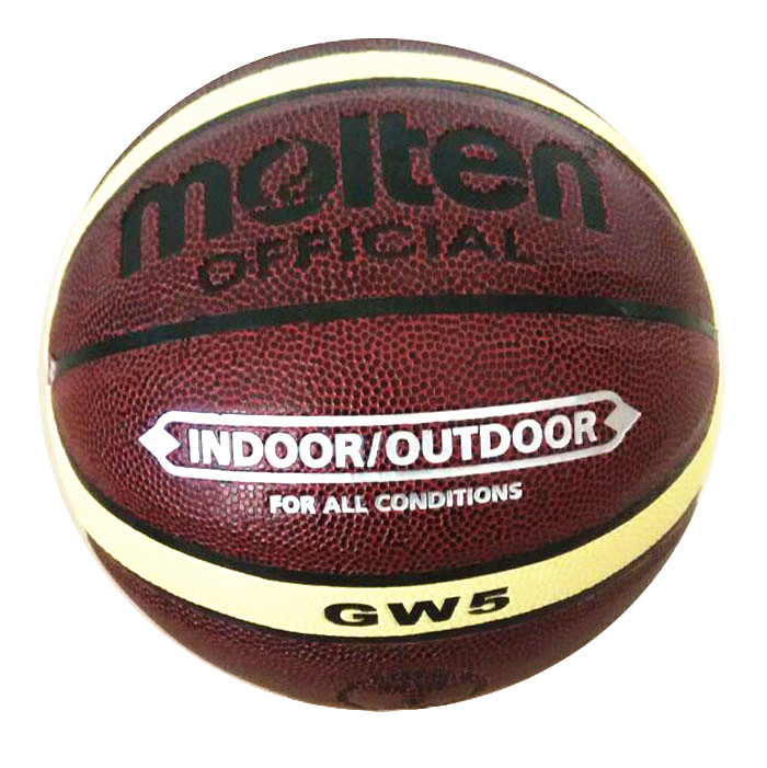 NEW Brand High Quality Genuine Molten GW5 Basketball Ball PU Materia Official Size5 Basketball Free With Net Bag+ Needle+Pump(China (Mainland))