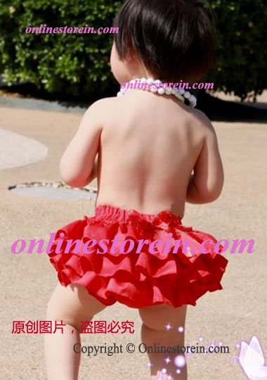 RED white infant girls bloomers summer,baby bloomers ruffler,newborn diaper shorts,pleated babies bloomers,Mix color and size<br><br>Aliexpress