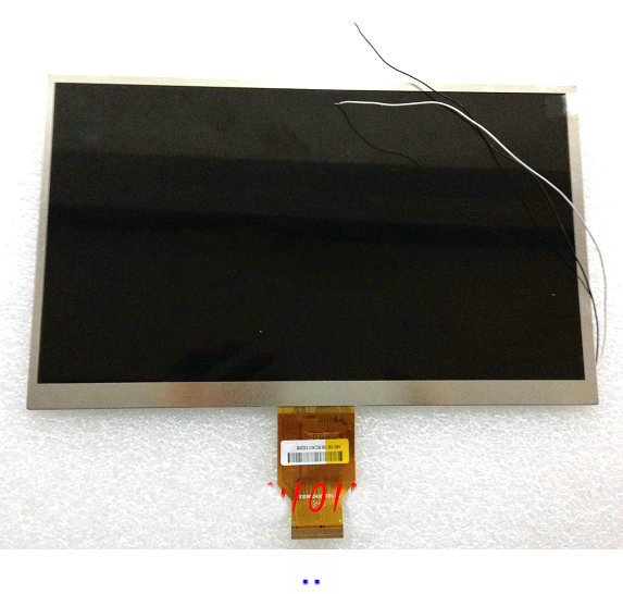 LCD Display 10.1 inch Tablet kd101n7-40nb-a17 V0 FPC 40Pins TFT Screen Matrix Replacement Panel Parts - Sunshine Factory store