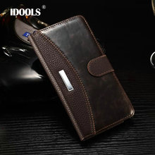 Buy IDOOLS &Note4 Fashion Business Luxury Flip Case Samsung Galaxy Note 4 N9100 metal Cover Wallet Stand Card Holder for $3.99 in AliExpress store