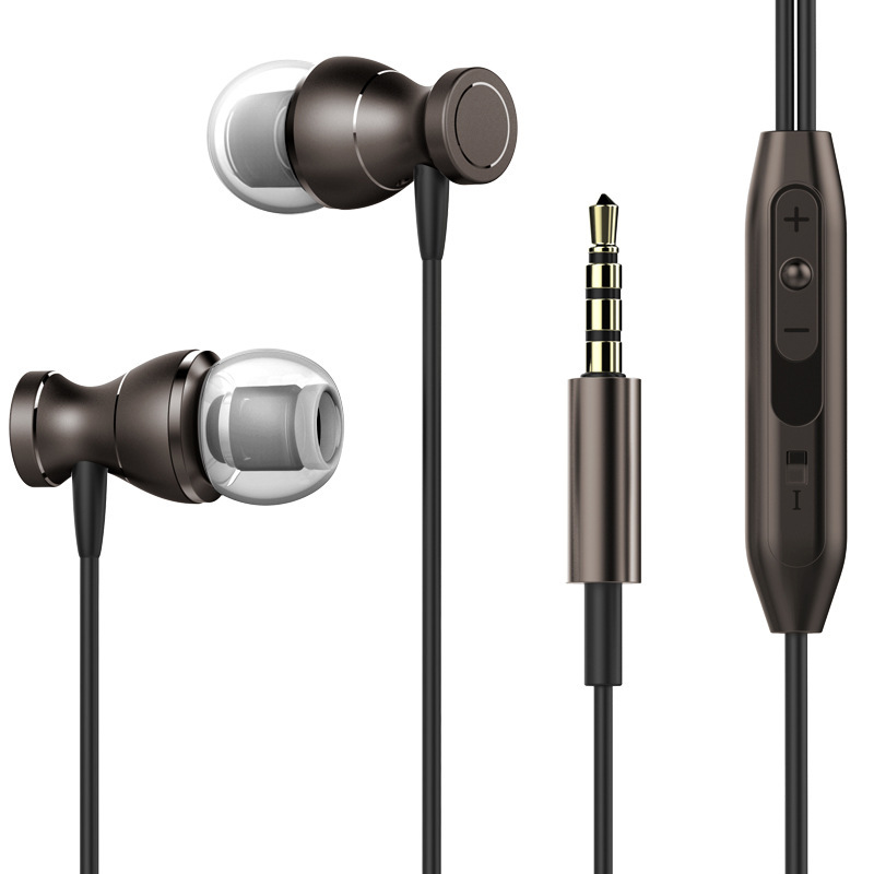 Fashion Best Bass Stereo Earphone For Samsung Galaxy S4 mini AT&T Earbuds Headsets With Mic Remote Volume Control Earphones(China (Mainland))
