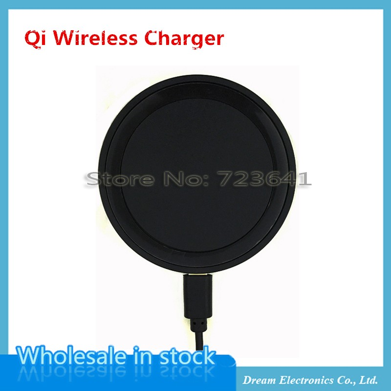 10pcs/lot NEW Universal Charging Pad Qi Wireless Charger for Samsung Galaxy S6 Edge S5 iPhone 6 Plus 6S 5S for LG Nokia HTC ect(China (Mainland))