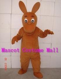 Little Kangaroo Bandicoot Adult Cartoon Mascot Costume MCMC012