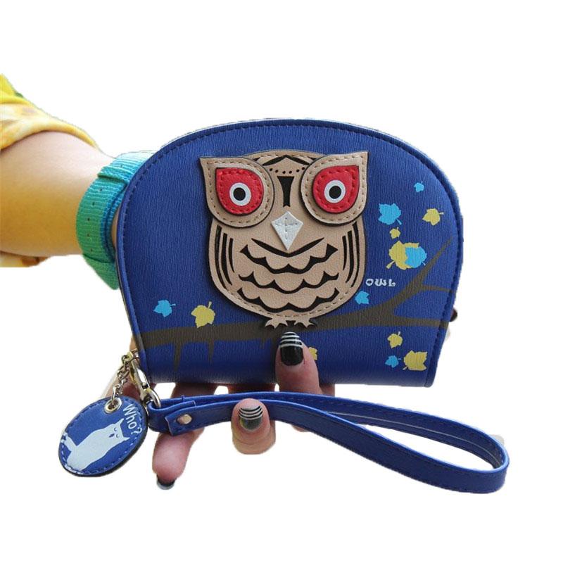 fake hermes birkin - Online Get Cheap Owl Women Standard Long Purse Handbag Wallet ...
