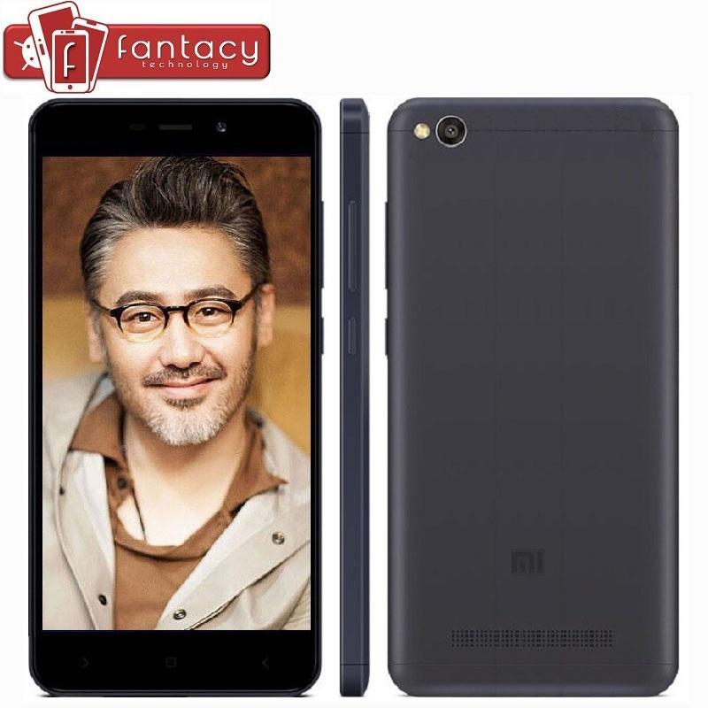 "Original Xiaomi Redmi 4A Mobile Phone Global Version 2G RAM 32G ROM Snapdragon425 Quad Core FDD LTE 4G 5"" 13MP 1280x720px MIUI 8(China (Mainland))"