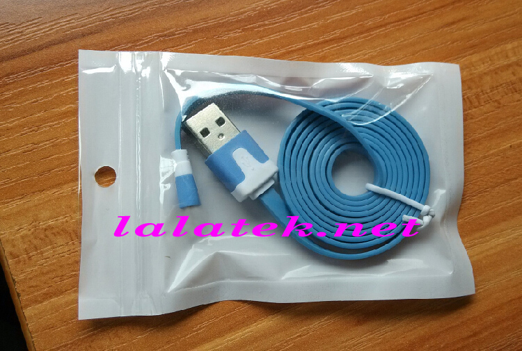 11*7cm Retail Packaging White Plastic Poly opp bag Mobile Phone Accessories cable earphone package 10 - Kandas international co.,ltd store