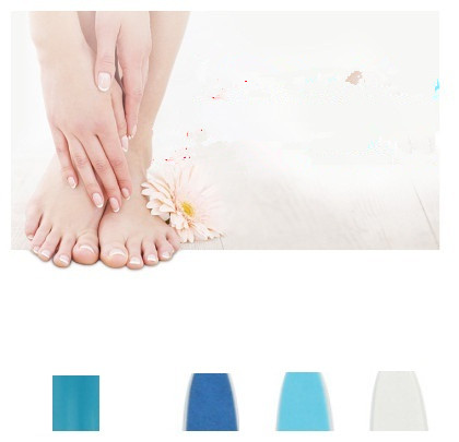 New Electronic Foot Care Tool Nail Care System+3pc Replacement Heads Pedicure Free Ship No Packin