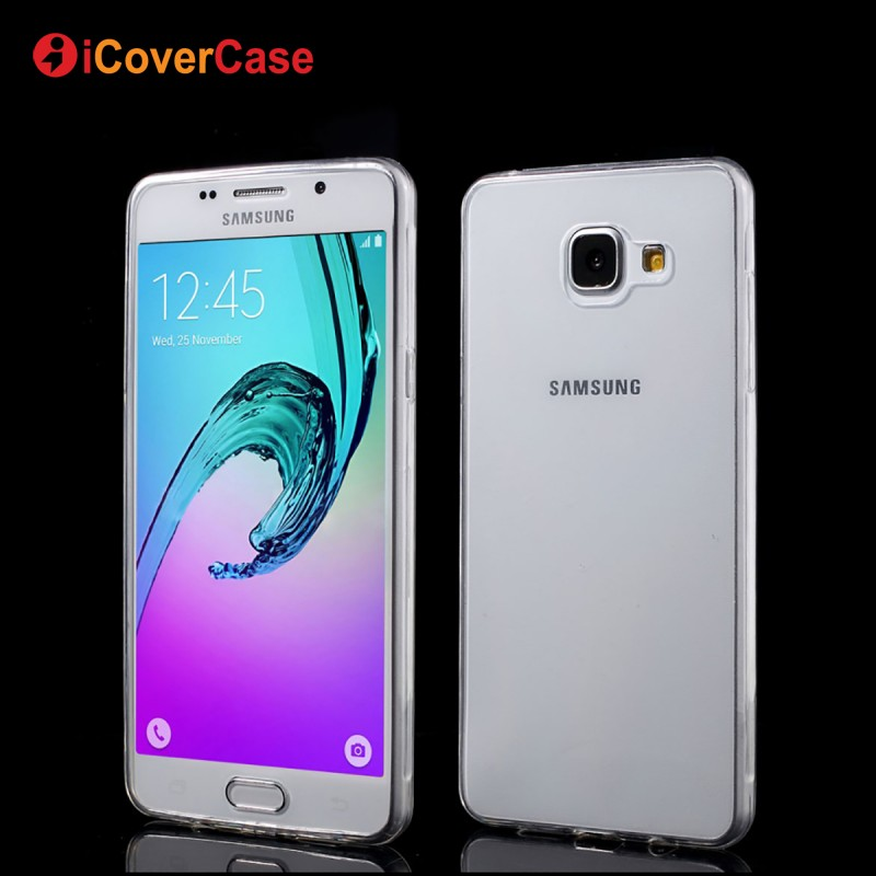 case for samsung galaxy a3 2016 cover clear tpu silicone shell coque for samsung a3 2016 duos. Black Bedroom Furniture Sets. Home Design Ideas