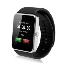 Reloj inteligente bluetooth-смарт часы Gt08 для IOS Apple , iPhone android-автомобильный Samsung передач S2 Huawei xiaomi смартфонов PK lemfo