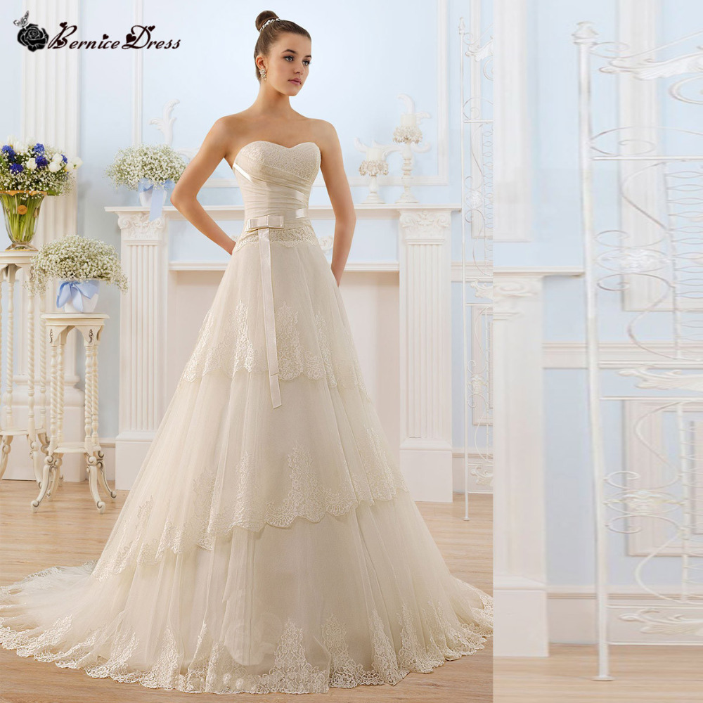 Buy charming vetidos de novia princess for Buy wedding dress online cheap