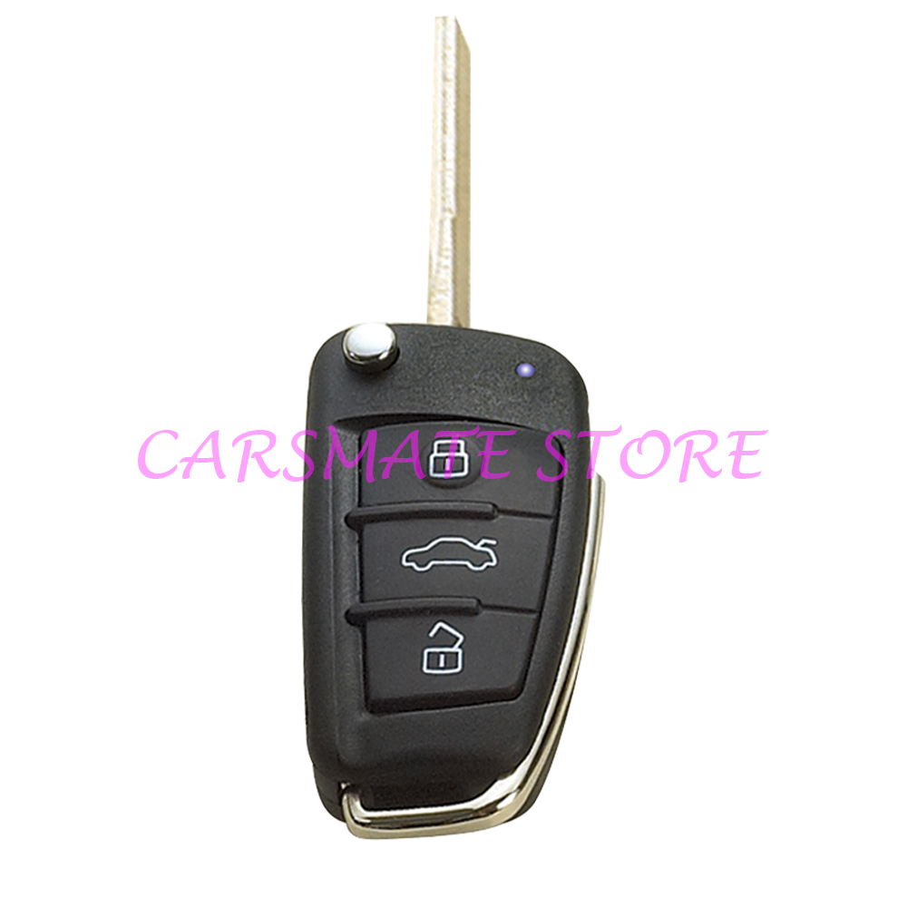 In Stock Car Keyless Entry System Remote Lock &amp; Unlock Car Door Remote Trunk Release Many Different Blank Keys Are Selectable!<br><br>Aliexpress