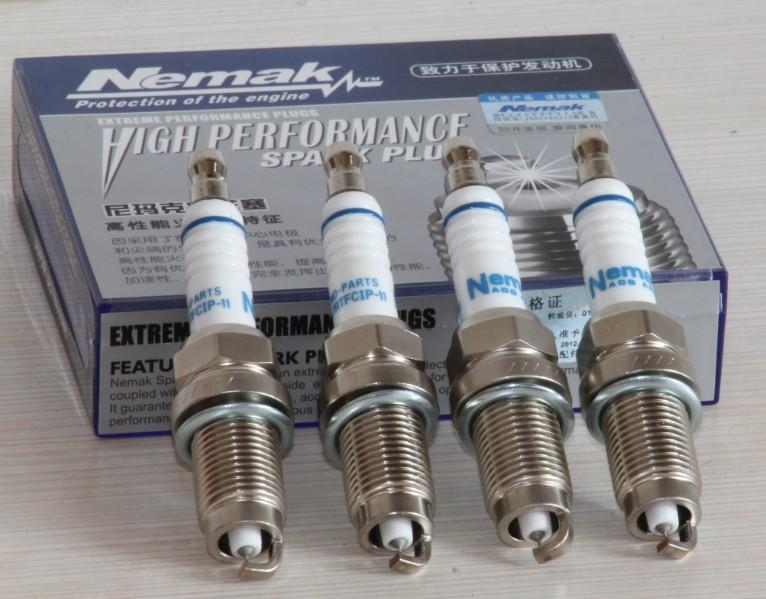 Replacement Parts Iridium platinum spark plugs for mercedes benz R350 S350 3 5L M272 engine ignition