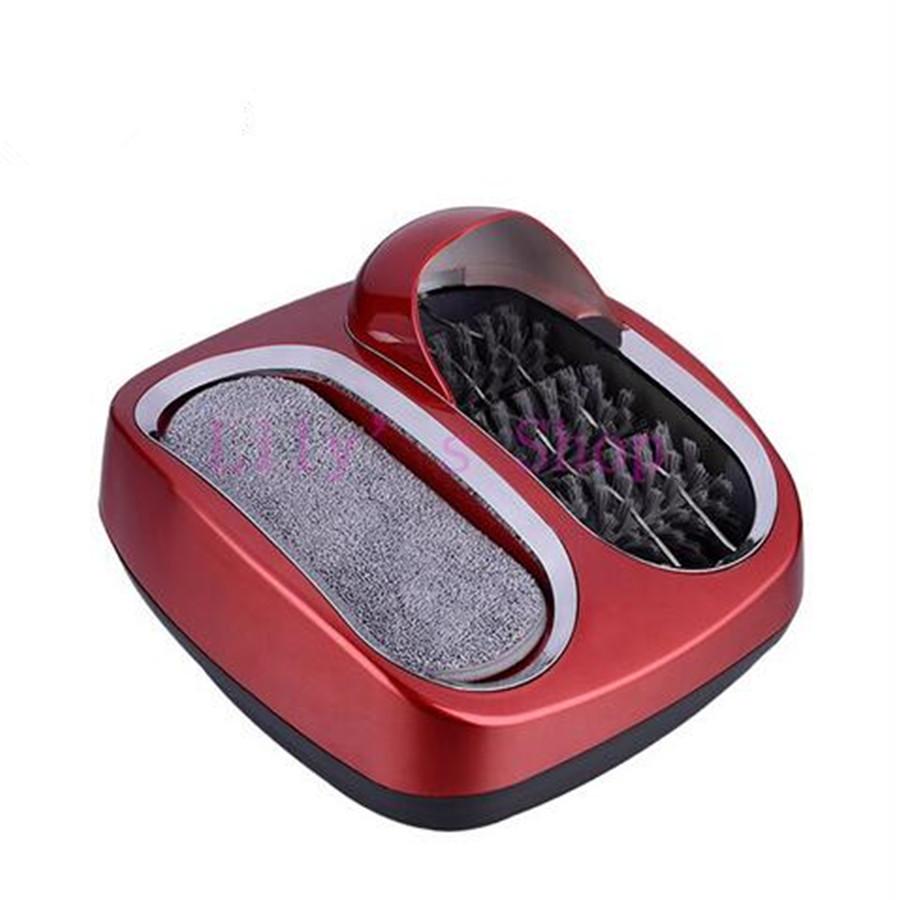 shoe sole cleaner machine