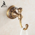 New arrival Bathroom Accessories European Antique Bronze Robe Hook Clothes Hook Coat Hook ST 3707
