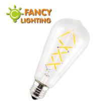 Buy Led edison bulb e27 220v led lamp 8w vintage filament light power led energy saving lamp replace incandescent bulb home decor for $7.58 in AliExpress store