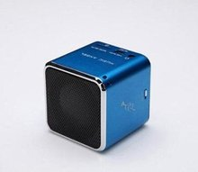 Hot sale mini Speaker JH-MD07 MP3 Player USB Disk Micro TF Card digital FM Radio Free shipping(China (Mainland))