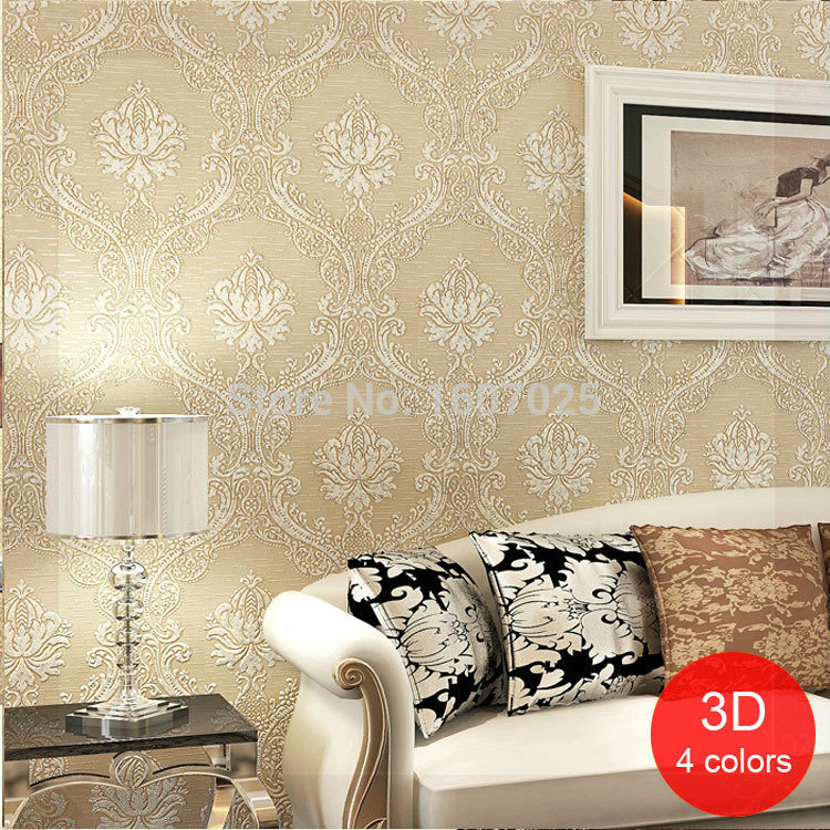 Cheap Wallpaper Damask d cheap wallpaper