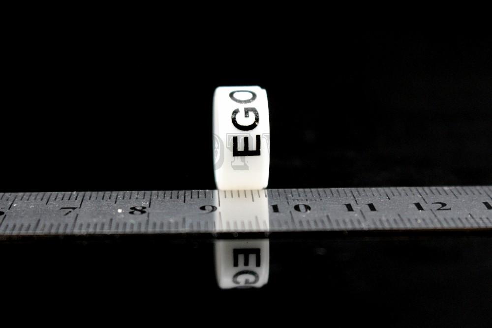 ถูก 100ชิ้นE CigอาตมาEVODซิลิโคนแหวนบุหรี่อิเล็กทรอนิกส์ซิลิคอนVapeแหวนลื่นสำหรับCE4 MT3อุปกรณ์ซิลิโคนแหวน