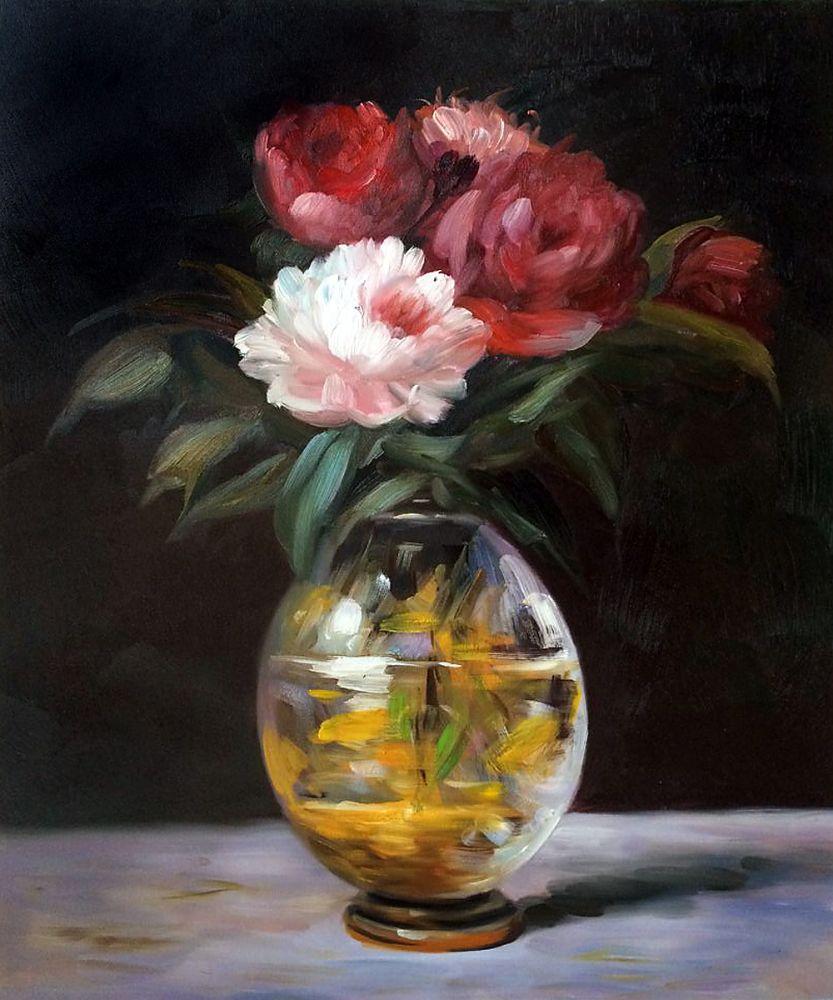 Manet fleur peintures achetez des lots petit prix manet for Commande bouquet de fleurs pas cher
