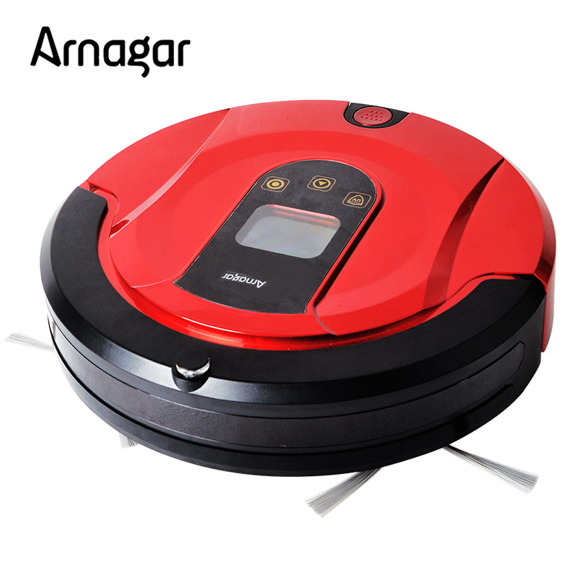 Arnagar Q1 Vacuum Cleaner Smart Robot Vacuum Cleaner for Home Carpet Floor Wet&Dry Mop Cleaning Robot ASPIRADOR Self Charge(China (Mainland))