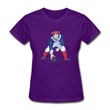 2015 Patriots Women 3D Stylish Cotton t shirt Exercise Lady's tees shirt at Factory Price