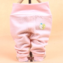 Autumn Winter Children Clothing Baby Babi Kids Boys Girls Infant 0-2Y Keep Warm High Waist  Long Pants PLUS046