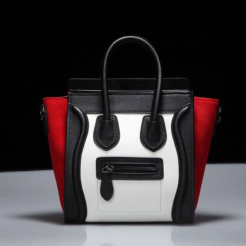 Famous Designer Brand Bags Women Genuine Leather Handbags Shoulder Crossbody Tote Bag Bolsos Mujer - eShop (Easy Online Shopping store)